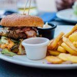 Mój burger jest największy!