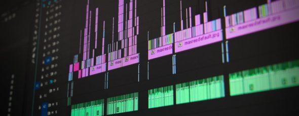 monitory ze ścieżkami dźwiękowymi